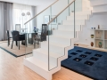 cantilevered stair corian 03